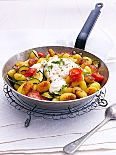 Gnocchi Rezepte: Italienische Kartoffelklößchen