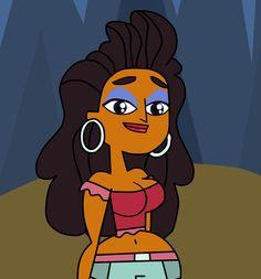 I made Ann Maria standing whit cute eyes, hope you´ll like it! Anne Maria, Total Drama Island, Cute Eyes, Drama Series, Cartoon Network, Scooby Doo, Religion, Animation, Deviantart