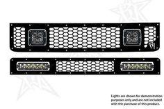 Rigid 2005-2014 Toyota FJ Cruiser LED Grille Kit [40551]