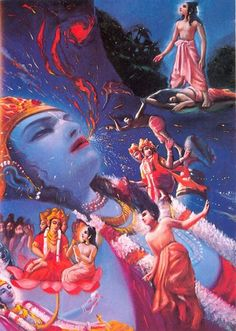 Emanation of Paramatma