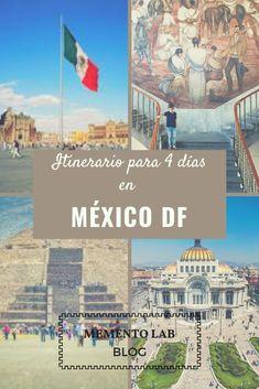 México D.F. en 4 días|Qué hacer Mexico Vacation, Mexico Travel, Sunshine Village, Snowmobile Tours, Df Mexico, Fairmont Banff, Chateau Lake Louise, Costa Maya, México City