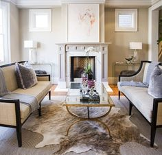 Cow Hollow Home Gets A Pro Makeover U2014 House Tour Jonathan Charles Coffee  Table Of The