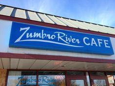 ROCHESTER, Minnesota Zumbro River Cafe