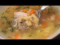 Суп который, Обрадует всю семью! Крестьянская Затирка. - YouTube
