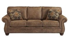 Larkinhurst - Earth Queen Sofa Sleeper