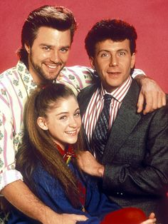 Who remembers My Two Dads? Such a great show! http://www.ivillage.com/hottest-tv-dads/1-a-531543