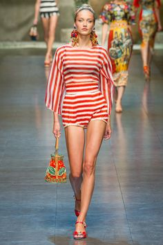 Dolce & Gabbana | Spring 2013 Ready-to-Wear Collection | Style.com