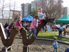 International Children's Park in Seattle's Chinatown neighborhood, reopens March 2012