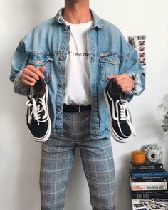 daniel grannt (D A. Vintage Outfits, Retro Outfits, Outfits For Teens, Casual Outfits, Basic Outfits, Soft Grunge Outfits, Cochella Outfits, Boujee Outfits, Urban Style Outfits