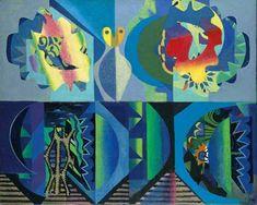 Eileen Agar, Staircase to the Morning