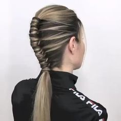 Pipebraid braids modernsalon behindthechair wakeupandmakeup beyondtheponytail hairvideos hairtutorial peinadosvideos festivalhair hairinspiration learnhair howtohair braided halo hairstyle easy updo for long hair ambre Curly Hair Styles, Natural Hair Styles, Box Braids Hairstyles, Hairstyle Men, School Hairstyles, Festival Hairstyles, Rocker Hairstyles, Braided Hairstyles Tutorials, Pretty Hairstyles