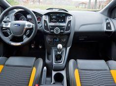 2013 Ford Focus ST autos in VW GTI comparison