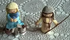 Nativity, Projects To Try, Winter Hats, Crochet Hats, Christmas, Crafts, Biscotti, Sagrada Familia, Baby Dolls