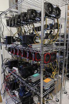 perfect bitcoin mining rig