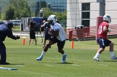 Rookie RB Derrick Henry Passes Test on Day One
