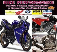 Bike Performance, Mecánica de Motos