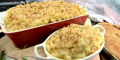 Oscars Dish: Wolfgang Puck's Baked Macaroni and Cheese With Black Truffles
