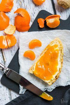 Rezept: Clementinen-Konfitüre mit Ingwer und Vanille selber machen