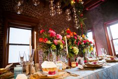Boho-Glam Wedding Decor: Industrial and Romantic Inspiration | Bridal and Wedding Planning Resource for California Weddings | A Good Affair Wedding & Event Production