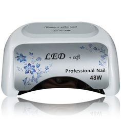 Roleadro 48w Led Nägel Lampe with Timer (36w led + 12w CCFL)  can cure all types of Gel in the market
