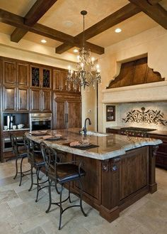 A Magnificent Kitchen!!