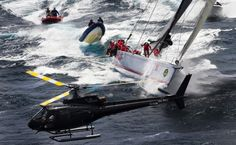What is the world's best yacht racing photograph of the year 2014 ?