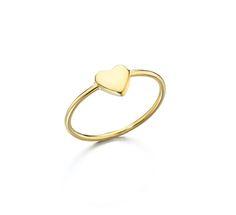 anillo corazon oro www.lecarre.es