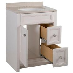home decorators collection brinkhill 24 in. w x 18 in. d vanity in