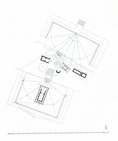 doxiadis - architectural space in ancient greece: cos-asclepeion