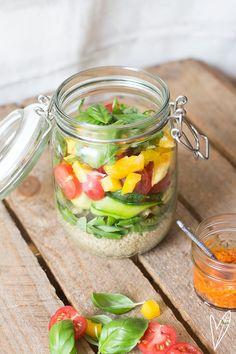 Salad in Jar | TGH Magazine