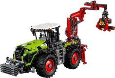 LEGO Technic Claas Xerion 5000 Tractor 42054 - De leukste LEGO bestel je online op https://www.olgo.nl