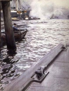 Art Of Watercolor: Anders Zorn Museum