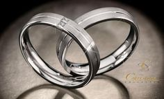 alianzas oro blanco Matching Wedding Bands, Wedding Rings, Good Afternoon My Love, Civil Wedding, Couple Rings, Together Forever, Nice To Meet, Best Couple, Diamond Engagement Rings