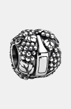 PANDORA 'Vino' Bead Charm available at #Nordstrom