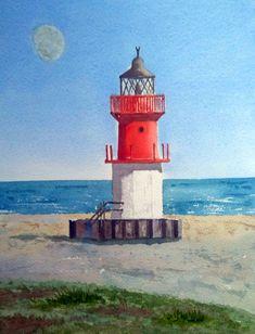 Peter Robinson, Isle Of Man, Watercolor Paintings, Water Colors, Watercolour Paintings, Watercolor Painting