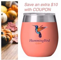 Super Deal Saving Cyber Monday Hummingbird Colors, Super Deal, Cyber Monday, Tumbler, Wine Glass, Tableware, Dinnerware, Drinkware, Tumblers