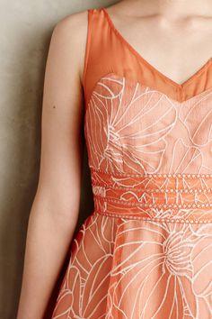 Calendula Dress by Moulinette Soeurs Dress Outfits, Dress Up, Cute Outfits, Uk Fashion, Fashion Pants, Organza Dress, Classic Outfits, Classic Clothes, New Arrival Dress