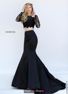 Sherri Hill Dress 50467 at Prom Dress Shop