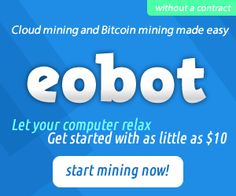 new of me: easy mining crytocurrency with eobot