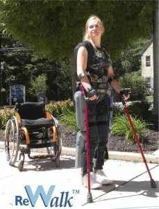 MossRehab is the first rehab center in the U. to offer the ReWalk™–I exoskeleton for spinal injury. Muscular Dystrophies, Arm Muscles, Walking Tall, Network For Good, Assistive Technology, Human Rights, Legs, Wheelchairs, Helping People