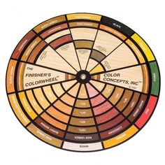 Finisher's Colorwheel ™