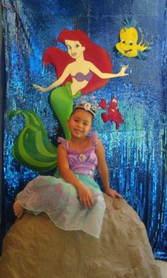 """Photo 6 of 14: Little Mermaid / Birthday """"Under the sea"""" 