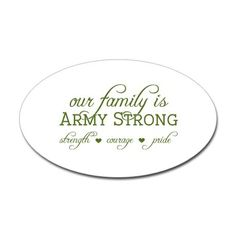 Army Strong Family