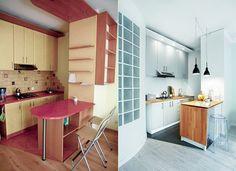 Zdjęcie numer 6 w galerii - Całkowita metamorfoza salonu z kuchnią za 8100 zł