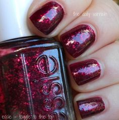 "Essie ""Toggle to the Top"""