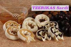 TZERIKAS SARDI ≋ Uno fra i tanti dolci tradizionali italiani preparati durante il CARNEVALE - One of the many traditional Italian desserts prepared during CARNIVAL