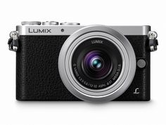 Panasonic LUMIX DMC-GM1KS Compact System Camera with 12-32mm Silver Lens Kit: Camera & Photo