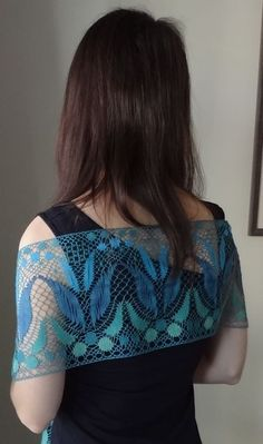 Ravelry: kio1's Laura - bobbin lace. absolutely stunning