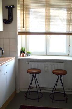 DIY | Frühstücksbar im Marmor - Look | breakfast nook fake marble | industrial | leather | copper | kitchen