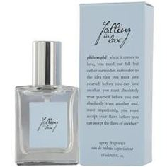 Philosophy Falling In Love By Philosophy Edt Spray.  Reminds me of raspberries.